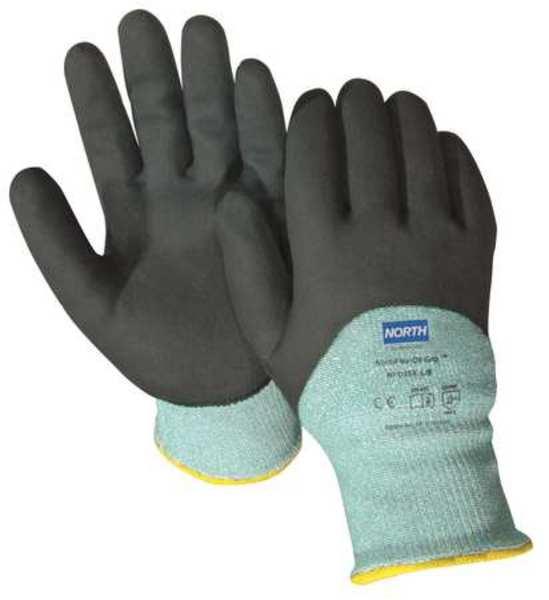 Honeywell NorthFlex Oil Grip NFD35X Cut Resistant Glove Nitrile Coated