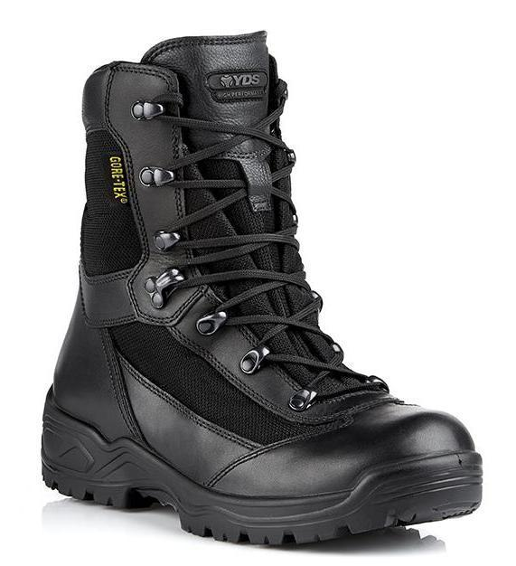 Goliath Public Order Control YDS Initiator GORE-TEX 2.0 Military Police Waterproof Boots USTM1312, Size UK-11
