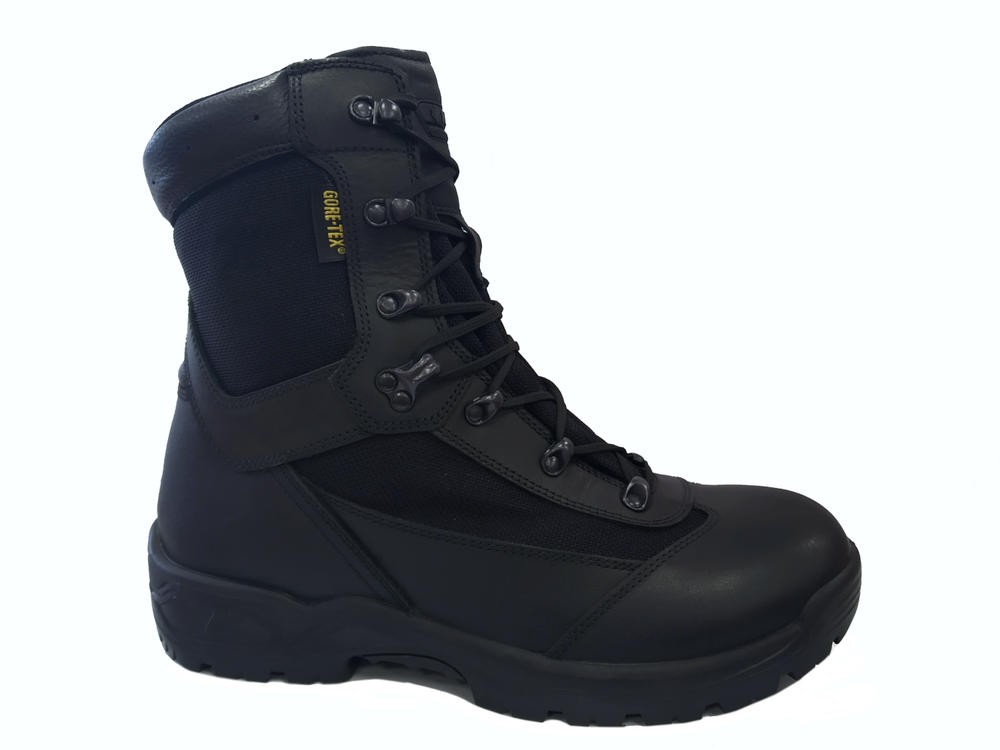 Goliath USTM1312 Public Order Control YDS Initiator GORE-TEX 2.0 Military Police Waterproof Boots Size UK-11