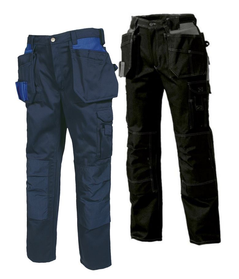 Tranemo 7330 Kneepad Pocket Multi-function Premium Plus Mens Work Trousers