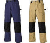 Dickies Grafter WD4930 Delta Duo Tone Knee Pad Work Trousers