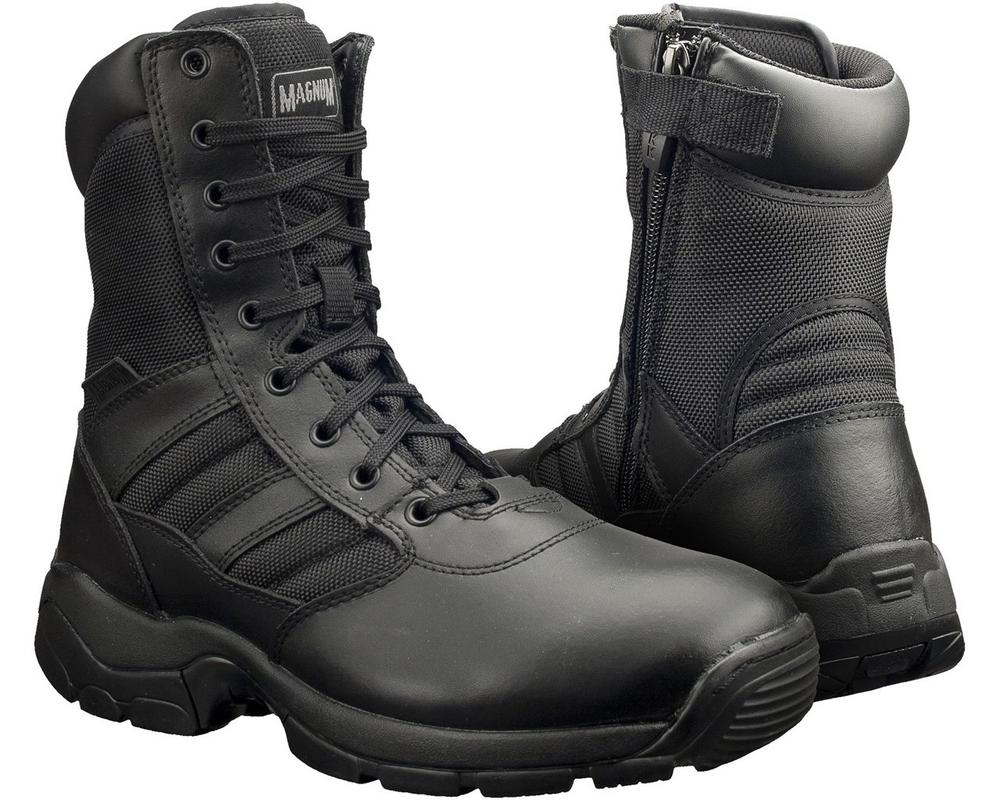 Magnum Cobra 8.0 Waterproof Soft Toe Side Zip Boot