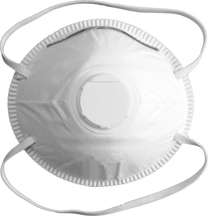 Arvello CDC3V Disposable Dust Masks Valved FFP2 - pack of 10