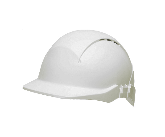Centurion S08WFM Safety Climbing Helmet Concept Height Master Vented White