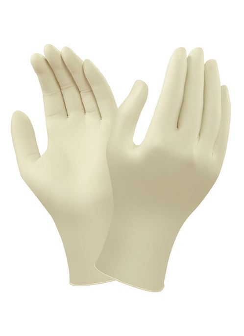 Ansell 69-150 Conform Plus Powder Free Disposable Latex Gloves (10 X 100) Pack