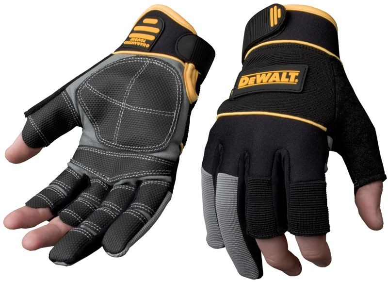 Dewalt DPG24 Finger Framers Work Gloves Size 10