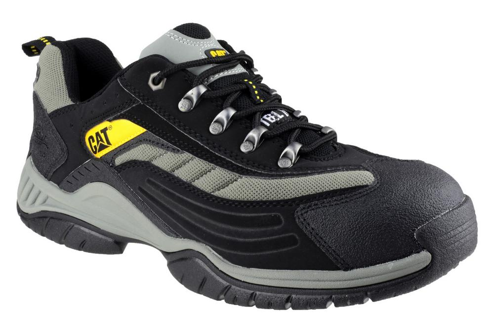 Caterpillar Cat Moor Steel Toe Cap SB Safety Trainer Shoes