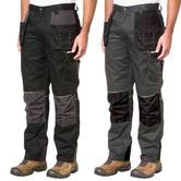 Caterpillar 1810002 Skilled Ops Mens Polycotton Work Cargo Trousers
