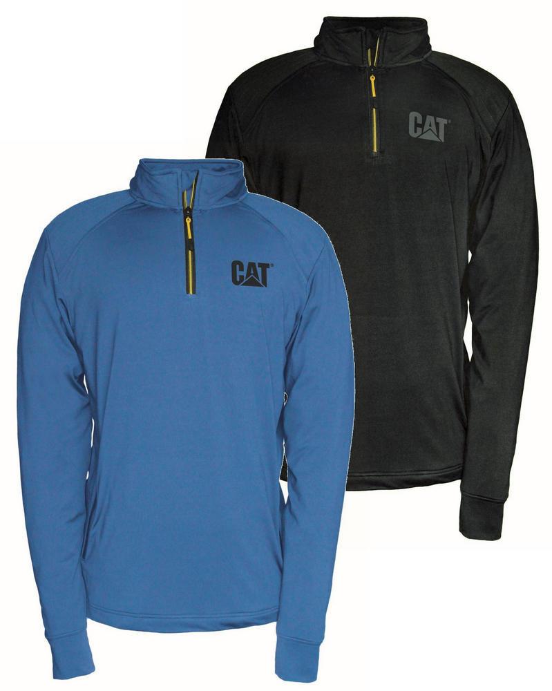 Caterpillar 1910040 Contour Men 1/4 Zip Sweatshirt