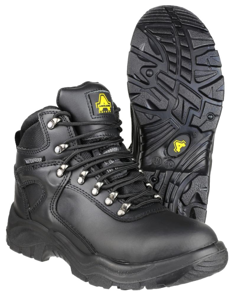 Amblers FS218 Waterproof Steel Toe Cap S3 SRA Unisex Safety Boots