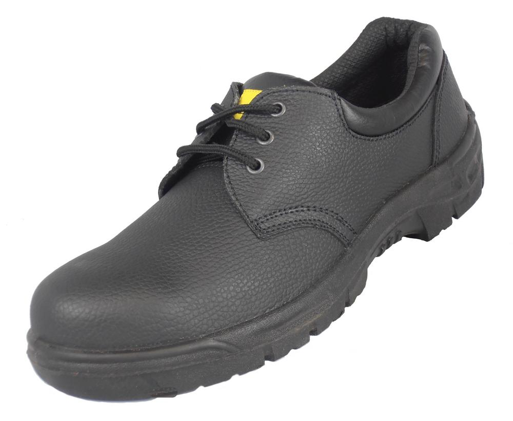 Arvello ST485 Formal Unisex S3 Safety Shoes Textured Leather