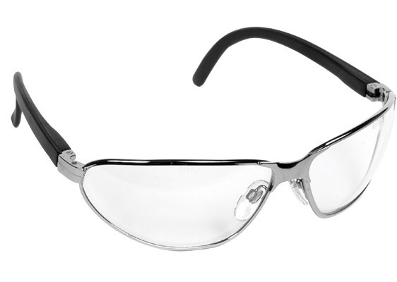 Arvello Unisex Safety Glasses Indoor Outdoor Clear Lens