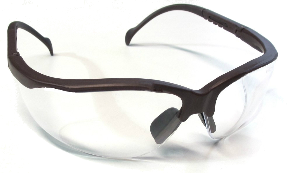 Arvello Rebel Polycarbonate Clear Lens Safety Glasses Protective Work Spectacle