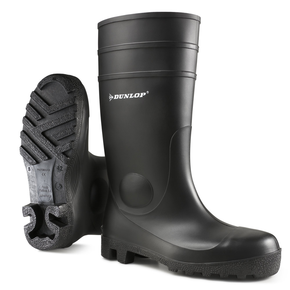 Dunlop Protomastor 151PP Safety Wellington With Steel Toe Cap