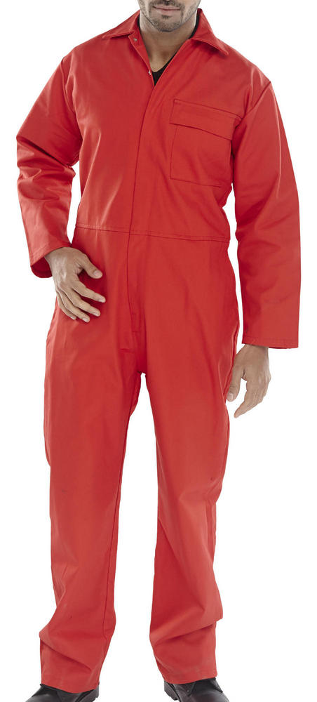 Beeswift B-Click CFRBS Men Flame Retardant Coverall