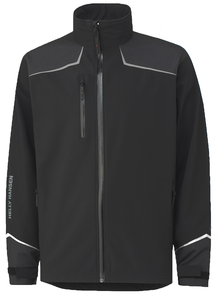 Helly Hansen Chelsea Softshell Jacket Black 74014-990