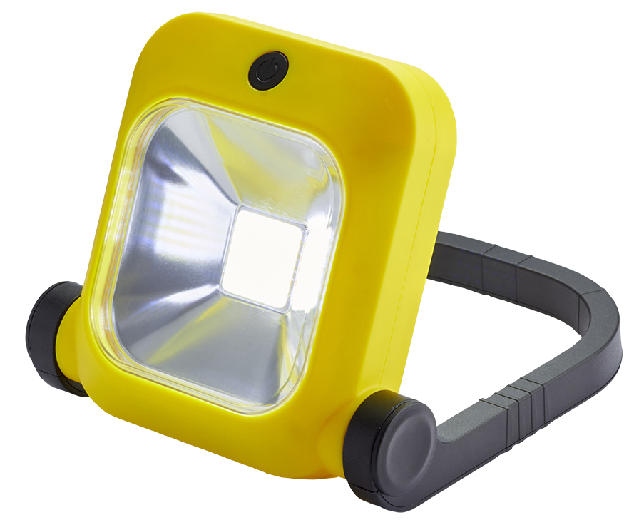 NightSearcher Galaxy 1000 Rechargeable Work Lights 1000 lumens