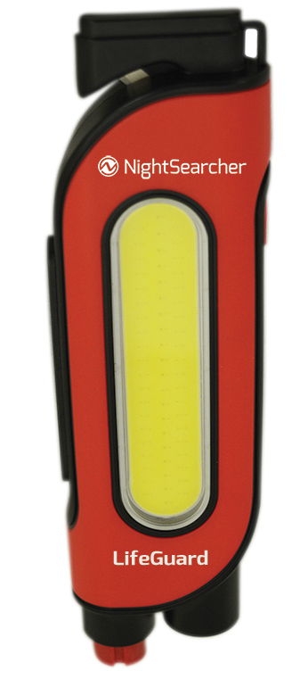 NightSearcher LifeGuard Multi-functional LED Work Light - Emergency Kit