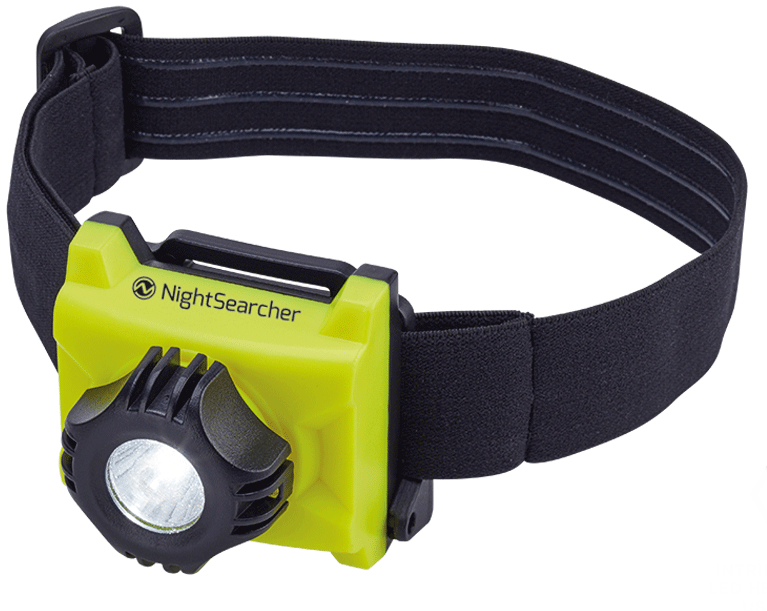 NightSearcher EX-HT80 Zone 0 Head LED Torch