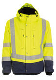 Tranemo 4801 46 Winter Jacket Hi Vis Waterproof
