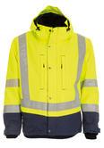 Tranemo 4801 46 Winter Jacket Hi Vis Waterproof