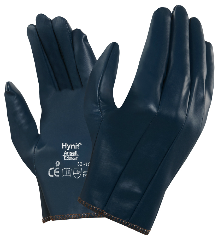 Ansell 32-105 Hynit Slip-On Abrasion Resistant Glove