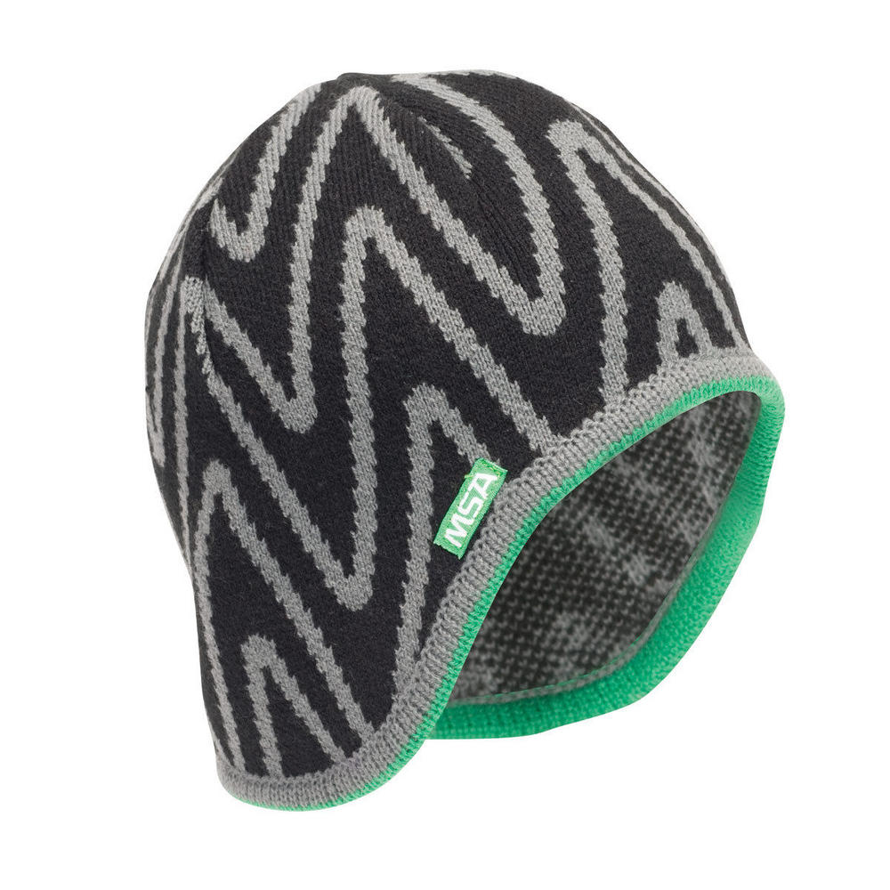 MSA 10118417 Value Winter Liner Knit Cap for Safety Helmet V-Gard