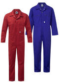 Castle Clothing 366 Zip Front Royal Polycotto Coverall