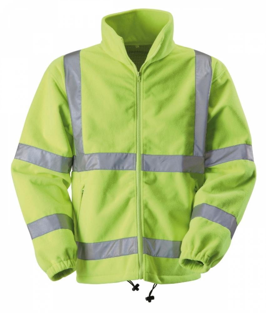 Blackrock 801003 Men Hi Vis Fleece Jacket