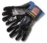 Roots RO8005 Impact Protection Cut Resistant Nitrile Coating Work Gloves