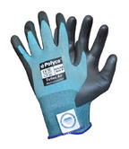 Polyco Dyflex Air PU Coated Cut Resistant Safety Work Gloves
