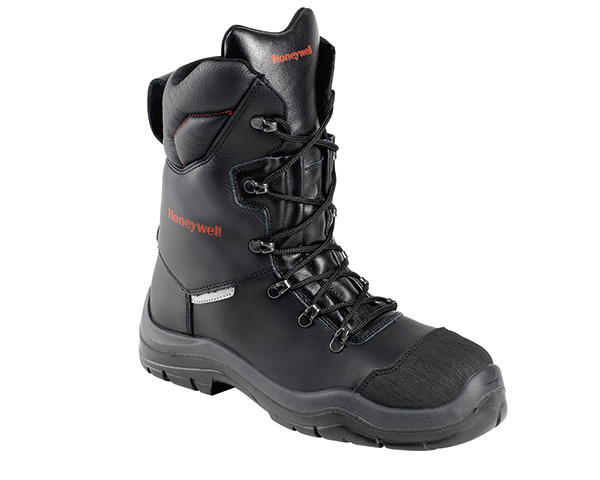 Honeywell 6246221 Energic Men Safety Boots Metal Free Side Zip