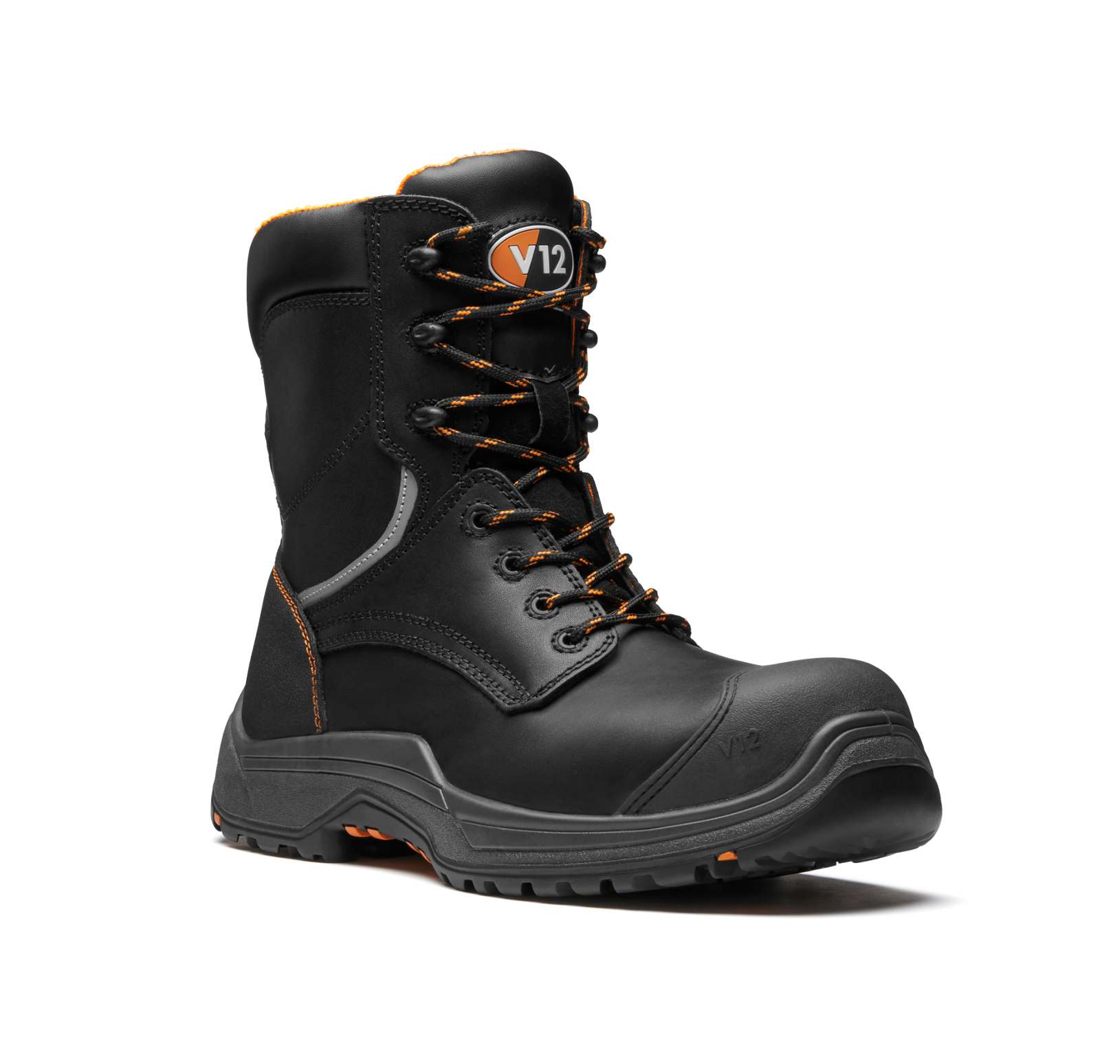 172fa8fac01 Side Zip Safety Boots