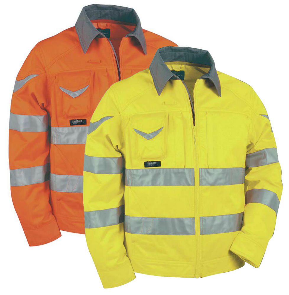 Cofra WARNING V018 Polycotton Hi-Vis Jacket