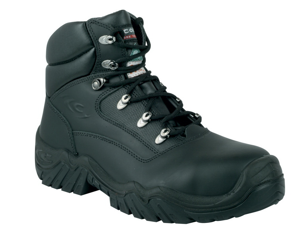 Cofra Ortles S3 HRO SRC Black Safety Boot