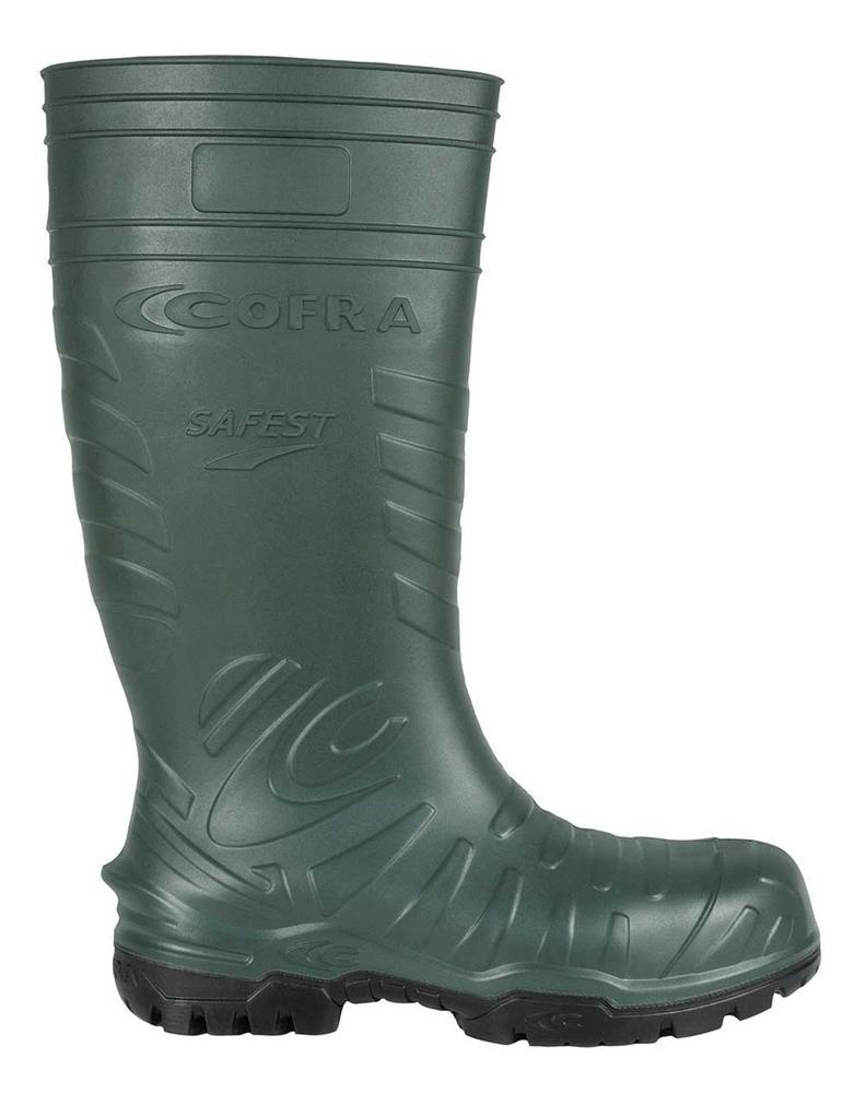 Cofra Safest S5 CI SRC Safety Wellington Green