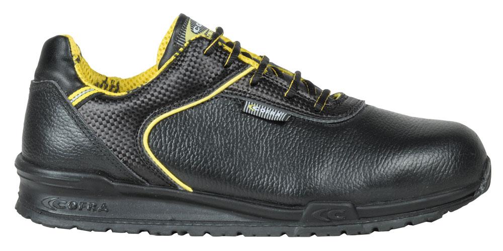 Cofra GAMPER S3 SRC Safety Trainer Shoe Black
