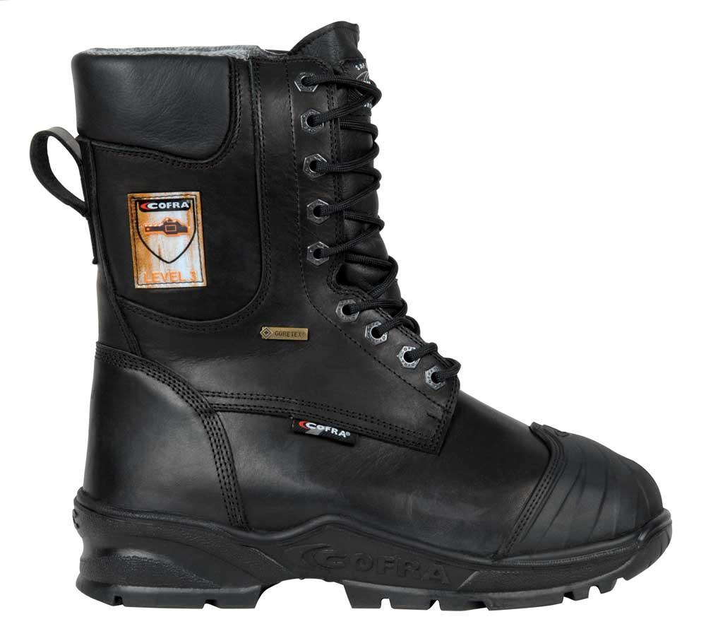 Cofra ENERGY Goretex Lining S3 Chainsaw Boot A E P FO WRU WR CI HI HRO SRC