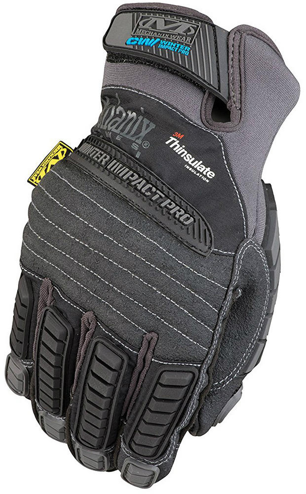 Mechanix MCW-IP Winter Impact Pro Winter Protection Glove, Size - Medium