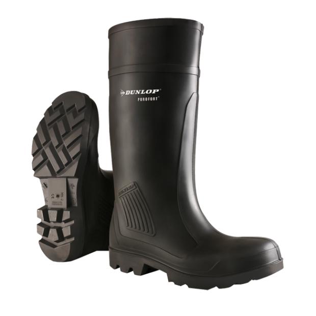 Dunlop Purofort C462041 S5 Full Safety Wellingtons