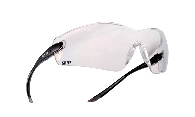 Bollé Cobra COBESP ESP Eye Protective Spectacles Anti-scratch ESP Lens Work Safety Glasses