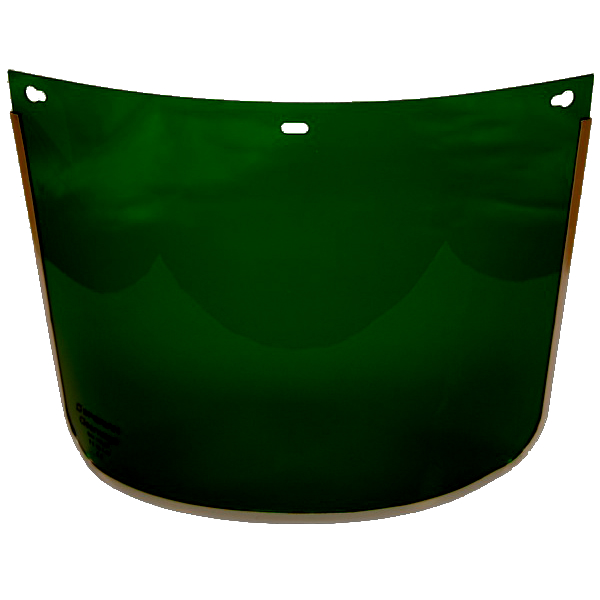 Honeywell PULSAFE 1002370 Green Visor CV85/SW 200mm for Clearways Browguard
