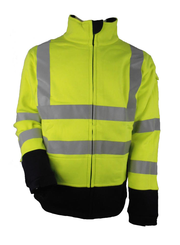 Orbit Hydra Flame Plus Two-Tone Hi Vis Flame Retardant Fleece