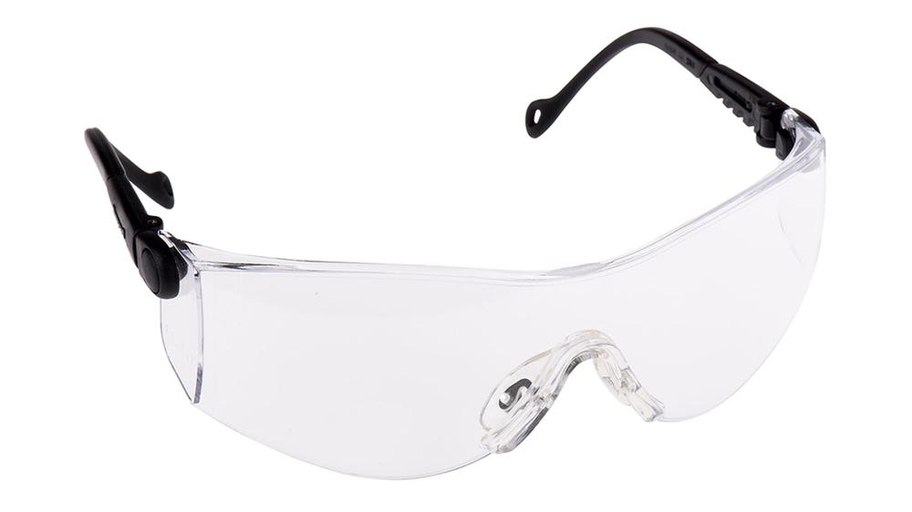 Honeywell PULSAFE Op-Tema 1000016 Clear Anti-Scratch Lens Safety Glasses