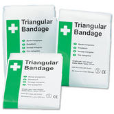 Crest Medical Triangular Non Sterile Bandage Non-Woven Pack of 10