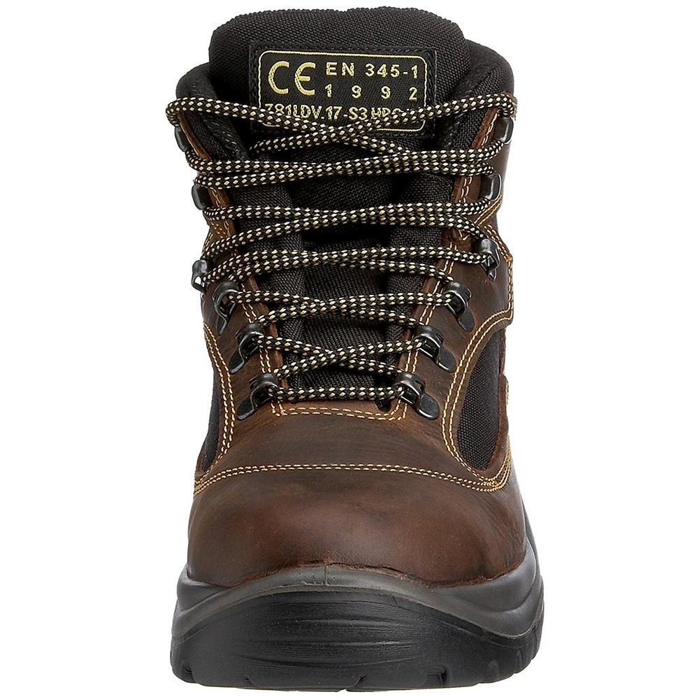 3395f5369ff Grisport Foreman S3 Waterproof Upper Safety Boot Brown