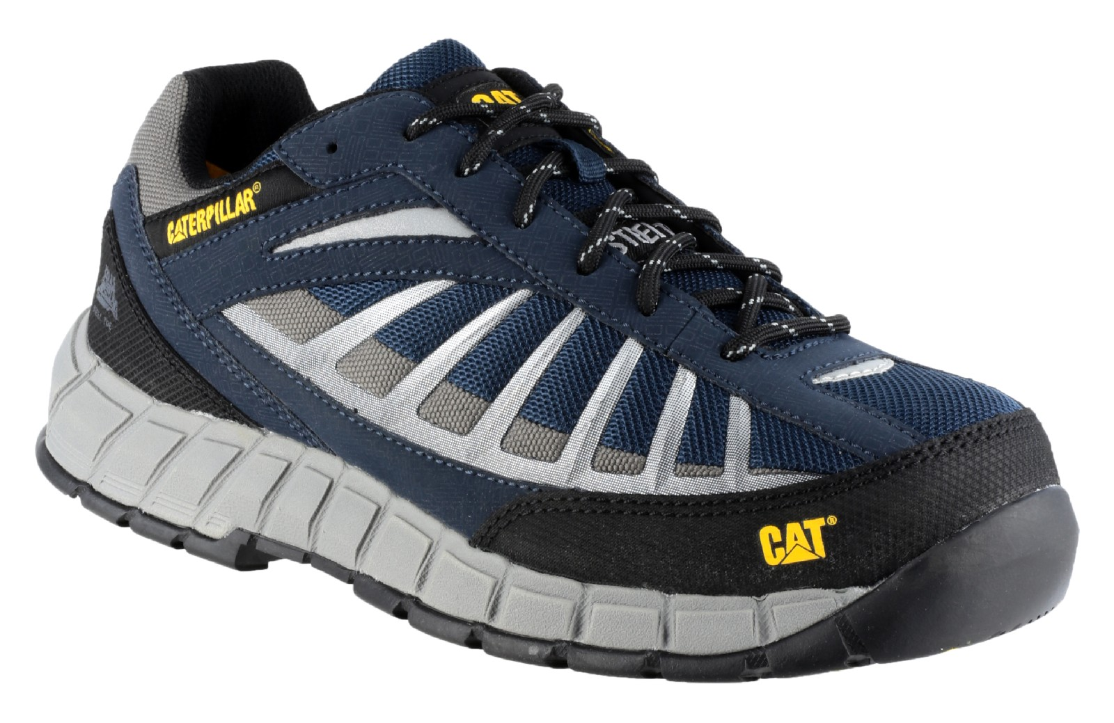 new product b4780 7eb6e Caterpillar Infrastructure Safety Trainer Sneakers