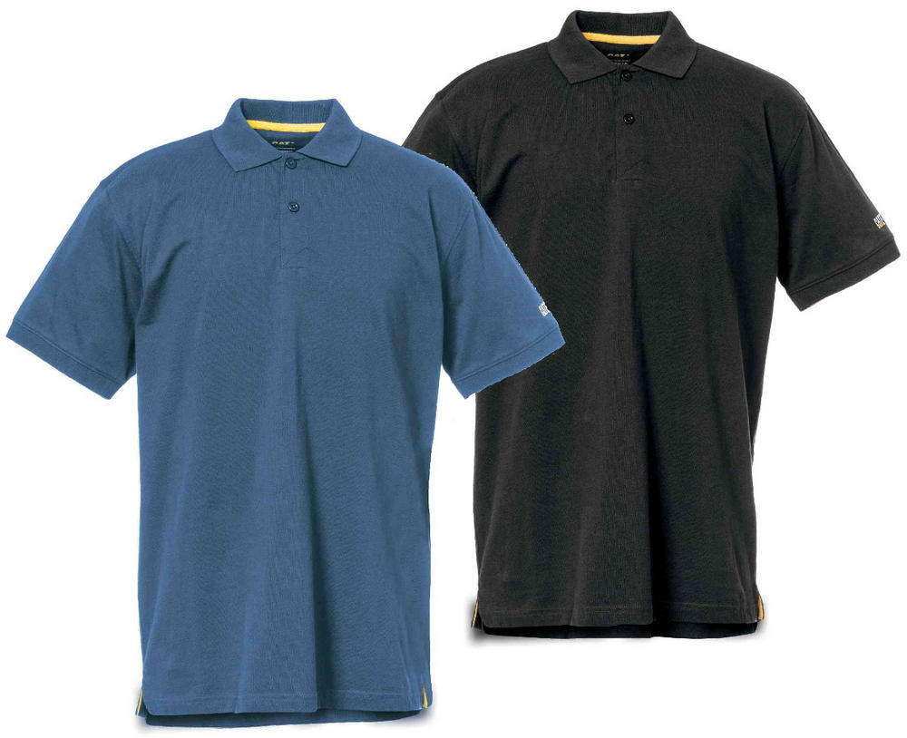 Caterpillar C1620008 Classic Men Polo Shirt