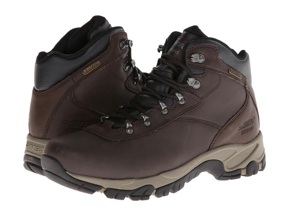 Hi-Tec Altitude V ULTRA LUXE WPI Mens Hiking Boot, Size UK 14, Brown