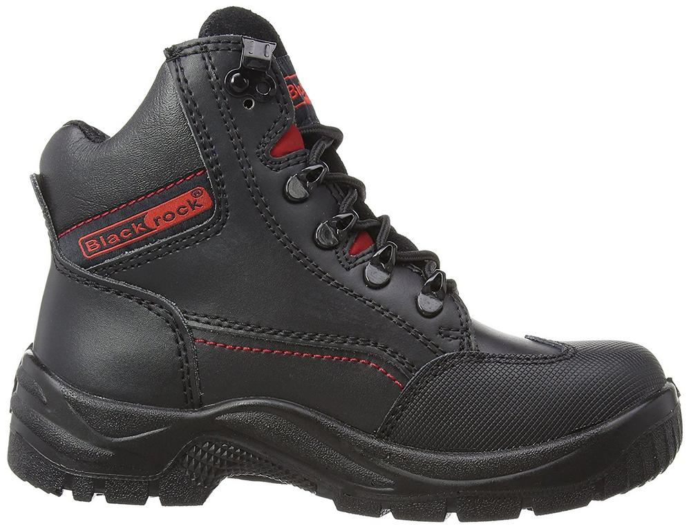 ab5b4e0947fd ... Water Resistant Leather Safety Boots UK 7-12 Black. Blackrock  Blackrock. Product ...